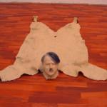 Hitler rug  silicon 2006